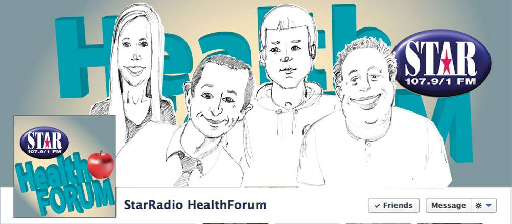 HEALTH Forum - Star Radio, Cambridge, featuring Thierry Clerc, as resident local homeopath and nutritionist.